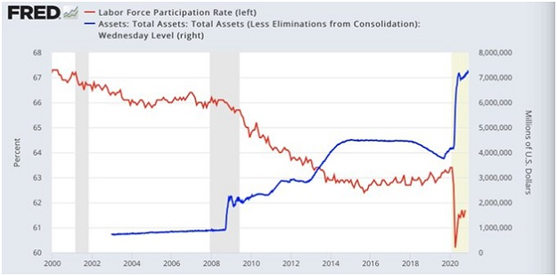 labor force participation weirdest year